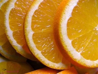 فواكه لحرق الدهون البرتقال