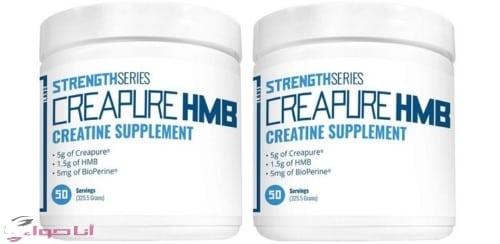 Transparent Labs StrengthSeries Creapure HMB Creatine