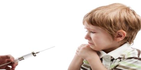 التغلب علي الخوف عند الاطفال