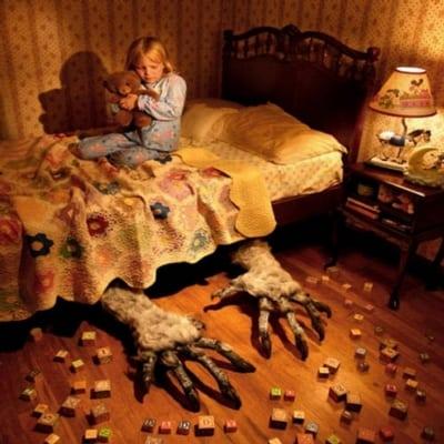 أسباب الخوف عند الاطفال