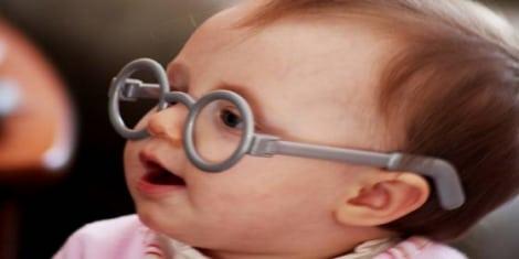 مراحل نمو الطفل تطور الرؤية