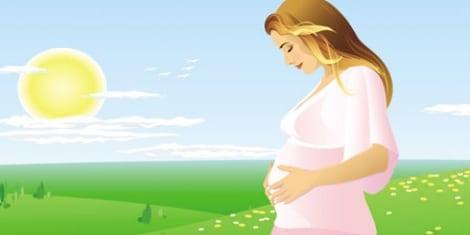 مراحل الحمل اعراض الحمل