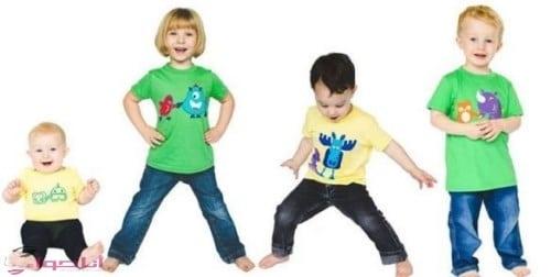 ملابس اولاد رضع