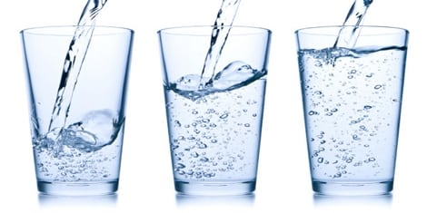 رجيم الماء افضل طريقة لانقاص الوزن