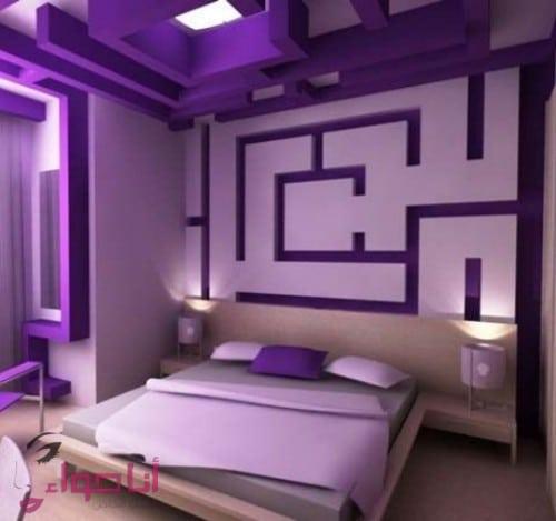 تصميمات غرف نوم حديثة (1)
