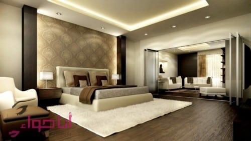 تصميمات غرف نوم حديثة (10)