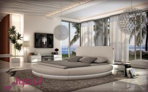 تصميمات غرف نوم حديثة (15)