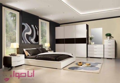 تصميمات غرف نوم حديثة وموديلات غاية في الروعة   مجلة انا حواء