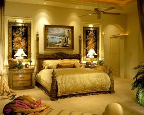 تصميمات غرف نوم حديثة (2)
