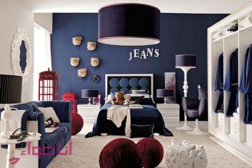 تصميمات غرف نوم حديثة (4)