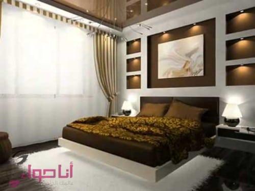 تصميمات غرف نوم حديثة (8)