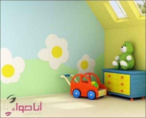 دهانات غرف اطفال (1)