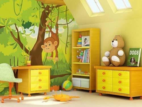 دهانات غرف اطفال (2)