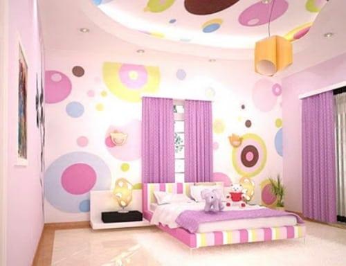 دهانات غرف اطفال (4)