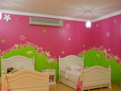 دهانات غرف اطفال (8)