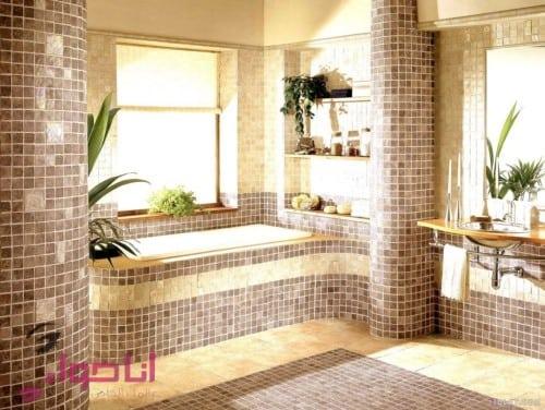 ديكورات حمامات (12)