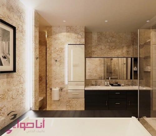 ديكورات حمامات (14)