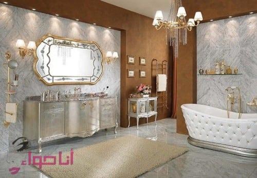 ديكورات حمامات (6)