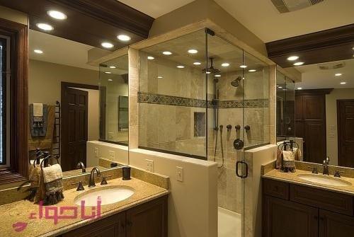 ديكورات حمامات (7)