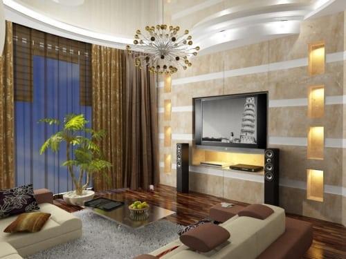 ديكورات داخلية في المنزل (1)