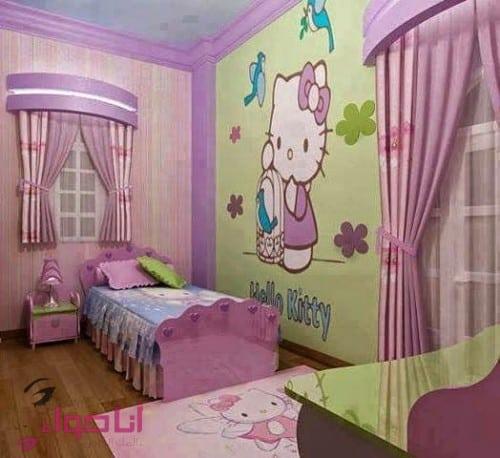 ديكورات غرف نوم اطفال (2)