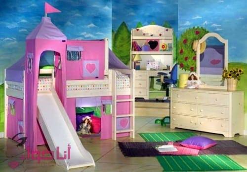 ديكورات غرف نوم اطفال (4)