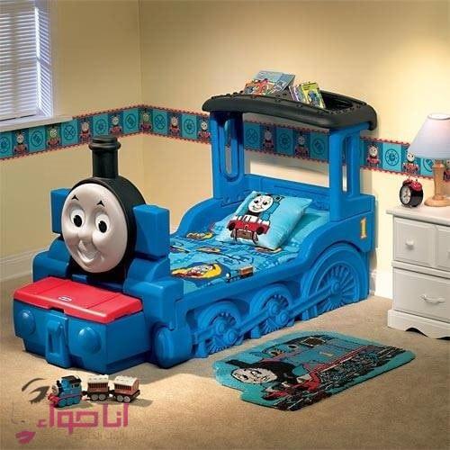 - Habitaciones infantiles tren ...
