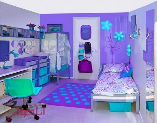 ديكورات غرف نوم اطفال (7)