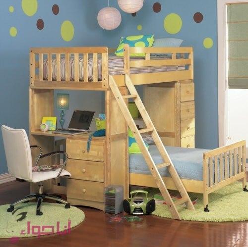 ديكورات غرف نوم اطفال (9)
