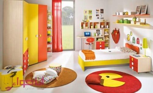 غرف نوم اطفال (10)