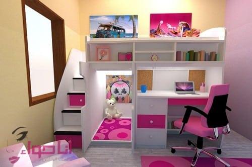 غرف نوم اطفال (12)