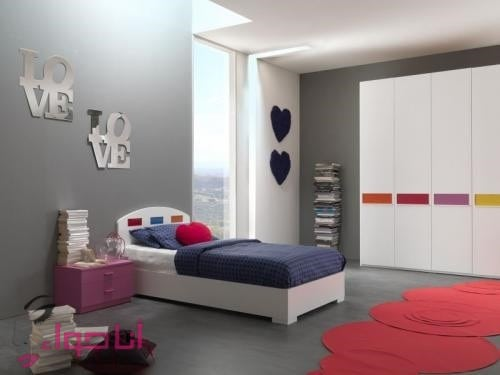 غرف نوم اطفال (3)