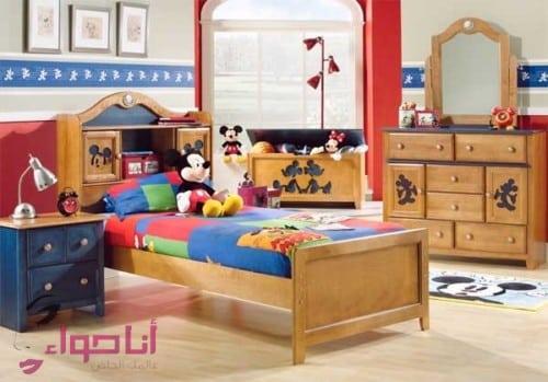 غرف نوم اطفال (5)