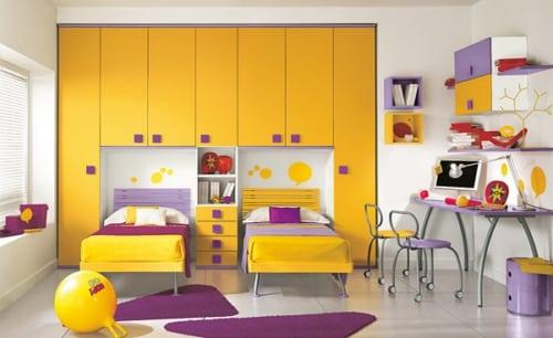 غرف نوم اطفال (7)