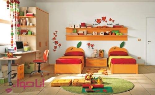 غرف نوم اطفال (8)