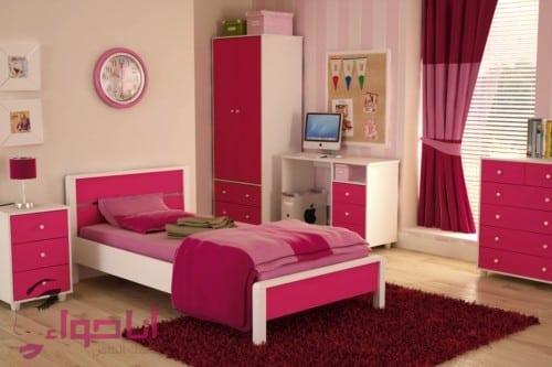 غرف نوم بنات (11)