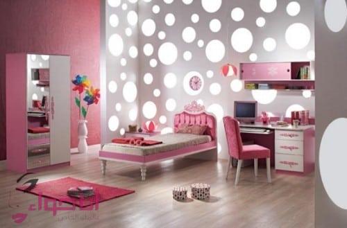 غرف نوم بنات (3)