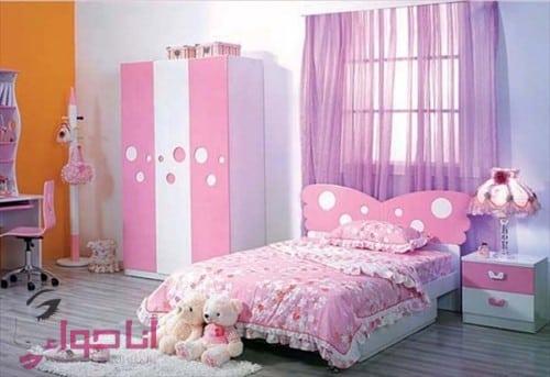 غرف نوم بنات (5)