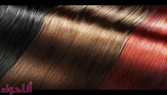 طريقة صبغ الشعر -2