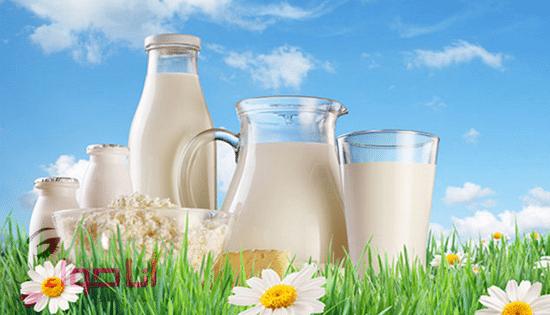 فوائد الحليب -2