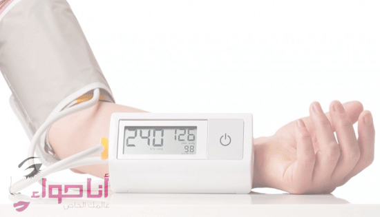 اعراض ارتفاع ضغط الدم -2