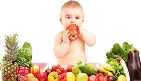 تغذية الأطفال -2