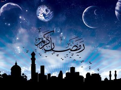 تهاني شهر رمضان للواتس اب