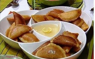 طريقة عمل القطايف حلويات رمضان
