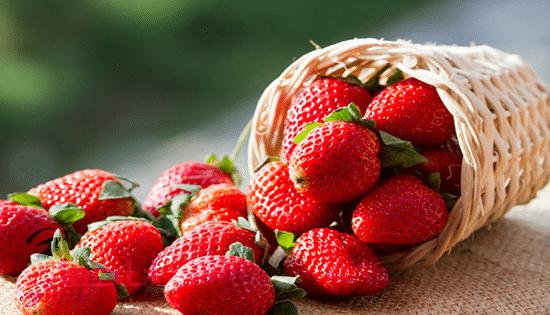 فوائد الفراولة -2