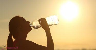 الحالات المعرضة للإصابة بضربة الشمس