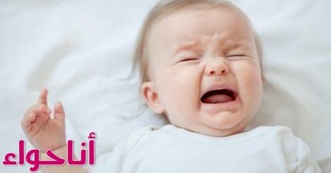 بكاء الرضيع [470]