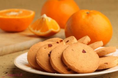 طريقة عمل بسكويت العيد بالبرتقال