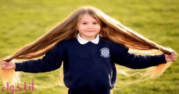 خلطات لتطويل الشعر -2