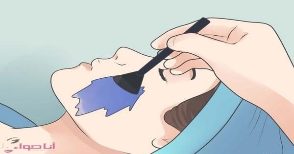 خلطة لتنظيف الوجه